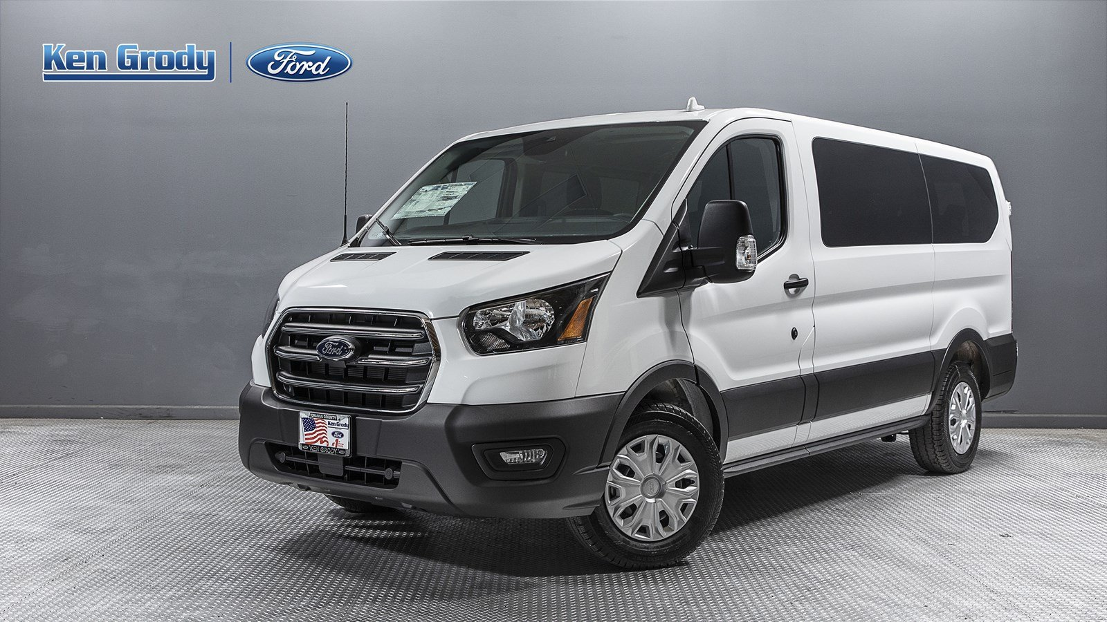 New 2020 Ford Transit Passenger Wagon XL