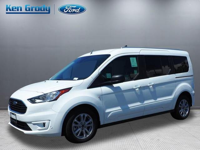 New 2020 Ford Transit Connect Wagon XLT