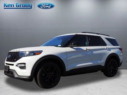 New 2020 Ford Explorer ST